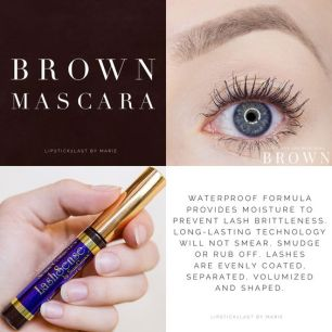 brown lashsense quad