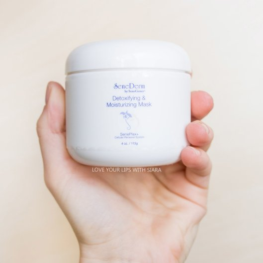 detox moisture mask